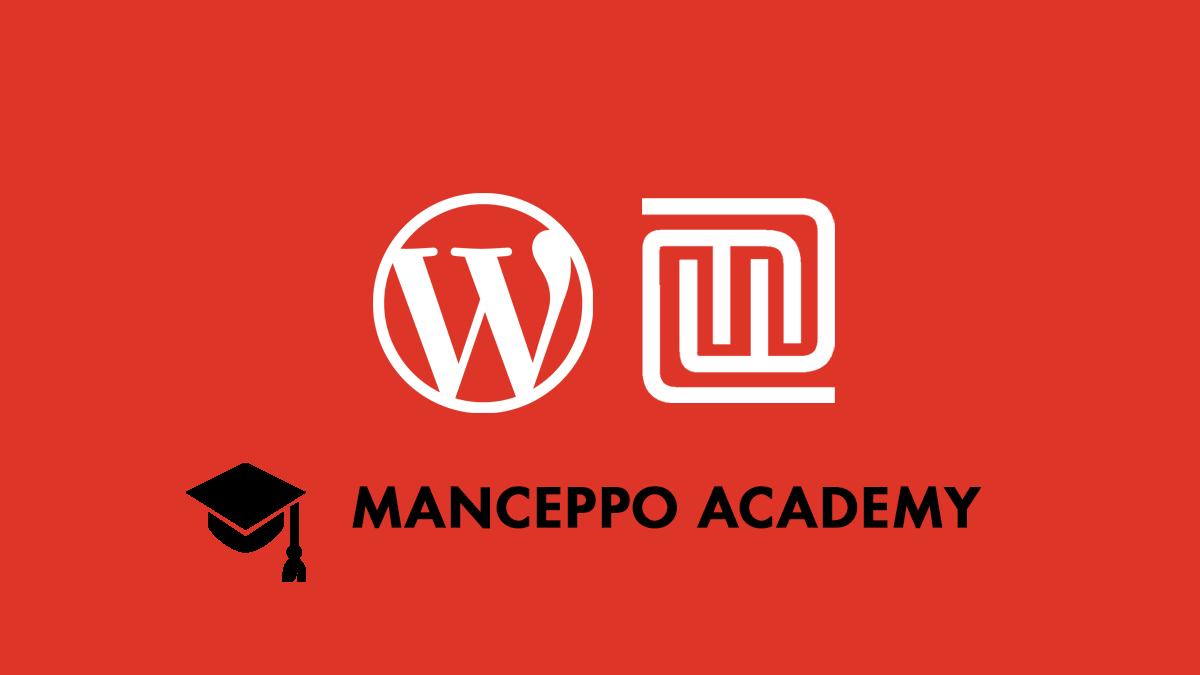 Academy Wordpress Manceppo