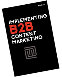 E-book Implement B2B Content Marketing