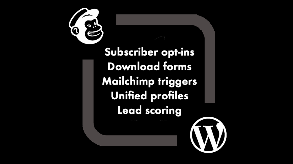 integration mailchimp and wordpress, 5 considerations