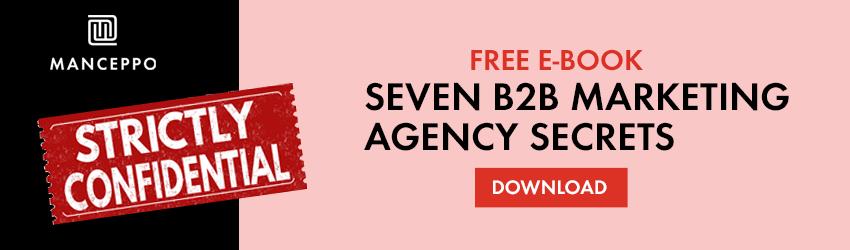 E-book B2B Marketing Agency