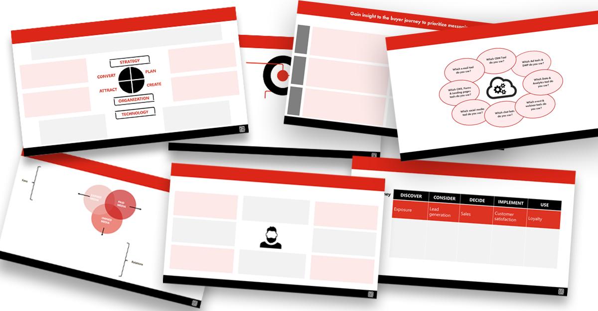 B2B Content Marketing Templates